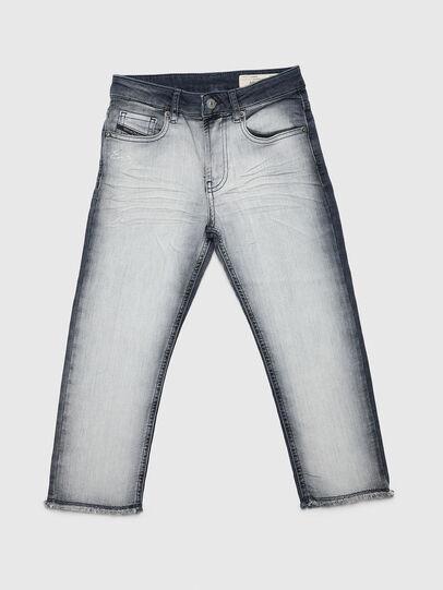 Diesel - ARYEL-J JOGGJEANS, Blu Scuro - Jeans - Image 1