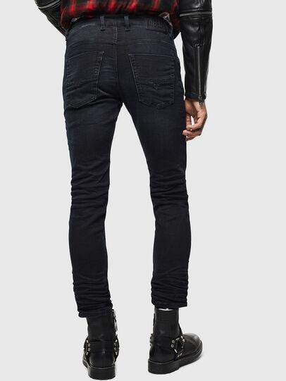 Diesel - Krooley JoggJeans 069KJ, Nero/Grigio scuro - Jeans - Image 2