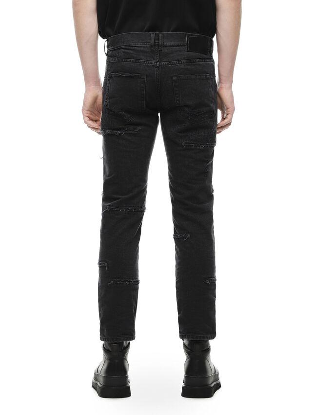 Diesel - TYPE-2813E, Nero Jeans - Jeans - Image 2