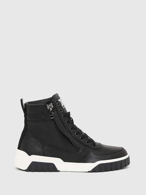S-RUA MID W, Nero - Sneakers