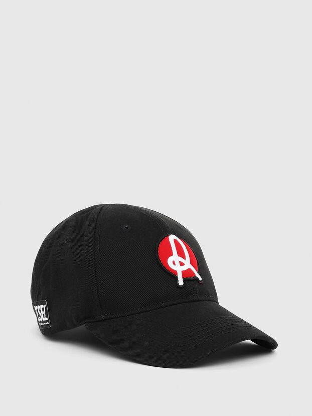 LR-CAP, Nero - Cappelli