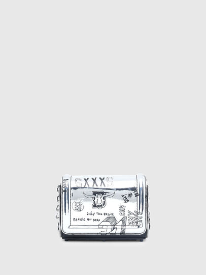 Diesel - CL - YBYS S CNY, Argento - Borse a tracolla - Image 1