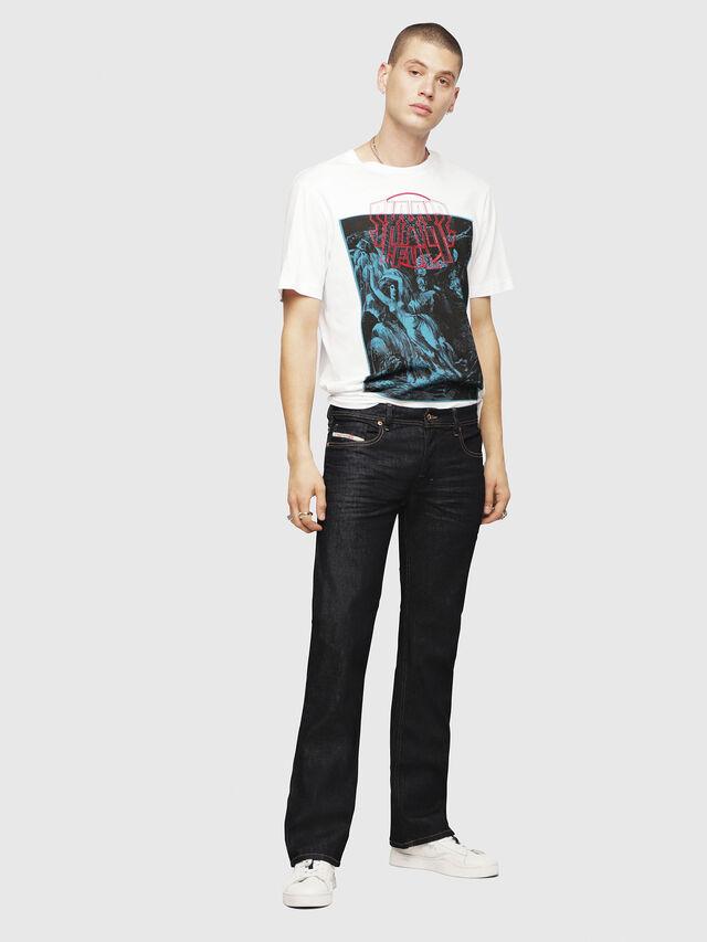 Diesel - Zatiny 084HN, Blu Scuro - Jeans - Image 4