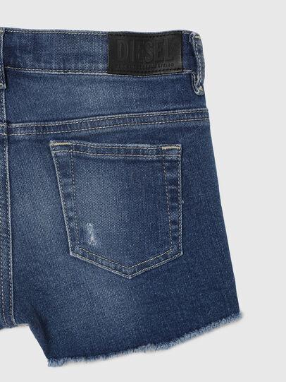 Diesel - PRIFTY, Blu medio - Shorts - Image 4