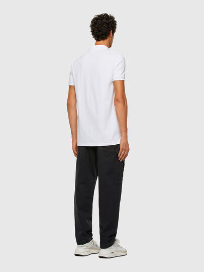 Diesel - T-HARRY, Bianco - Polo - Image 5