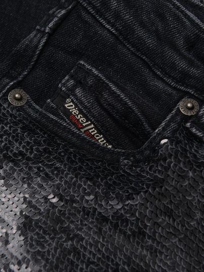 Diesel - BABHILA-J-SP1, Nero - Jeans - Image 3