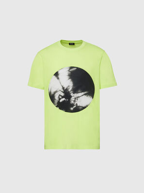 T-MOONY-X2, Verde Fluo - T-Shirts