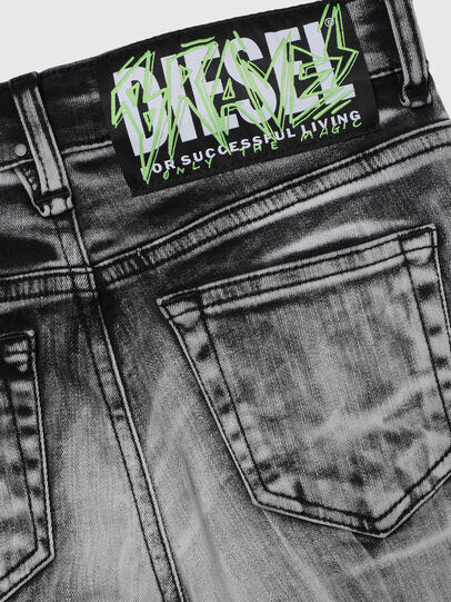 Diesel - D-SLANDY-HIGH-J, Nero - Jeans - Image 4