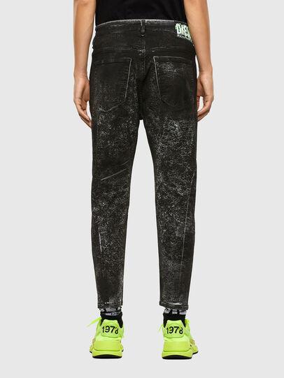 Diesel - Fayza 009DL, Nero/Grigio scuro - Jeans - Image 2