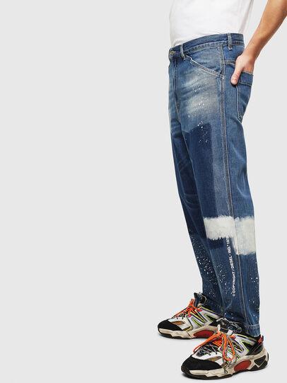 Diesel - D-Franky 009CB, Blu medio - Jeans - Image 5