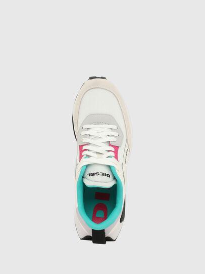 Diesel - S-TYCHE LOW CUT W, Bianco/Grigio - Sneakers - Image 6