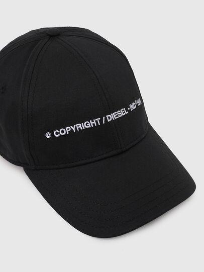 Diesel - COMIXI, Nero - Cappelli - Image 3