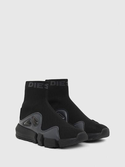 Diesel - H-PADOLA HSB W, Nero - Sneakers - Image 2
