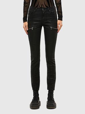 D-Ollies JoggJeans 069RK, Nero/Grigio scuro - Jeans