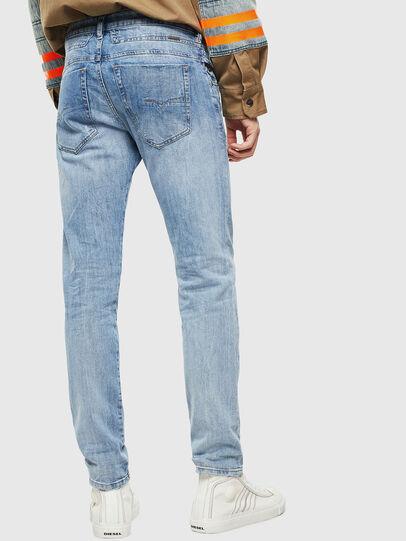 Diesel - D-Bazer 0095V, Blu Chiaro - Jeans - Image 2