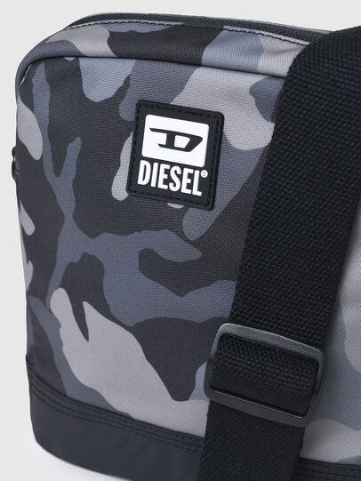 Diesel - ALTAIRO, Grigio/Nero - Borse a tracolla - Image 6