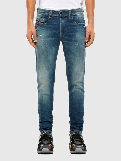 Diesel - D-Strukt 009IT, Blu medio - Jeans - Image 1