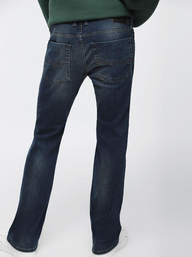 Diesel - Zatiny 084BU, Blu Scuro - Jeans - Image 2