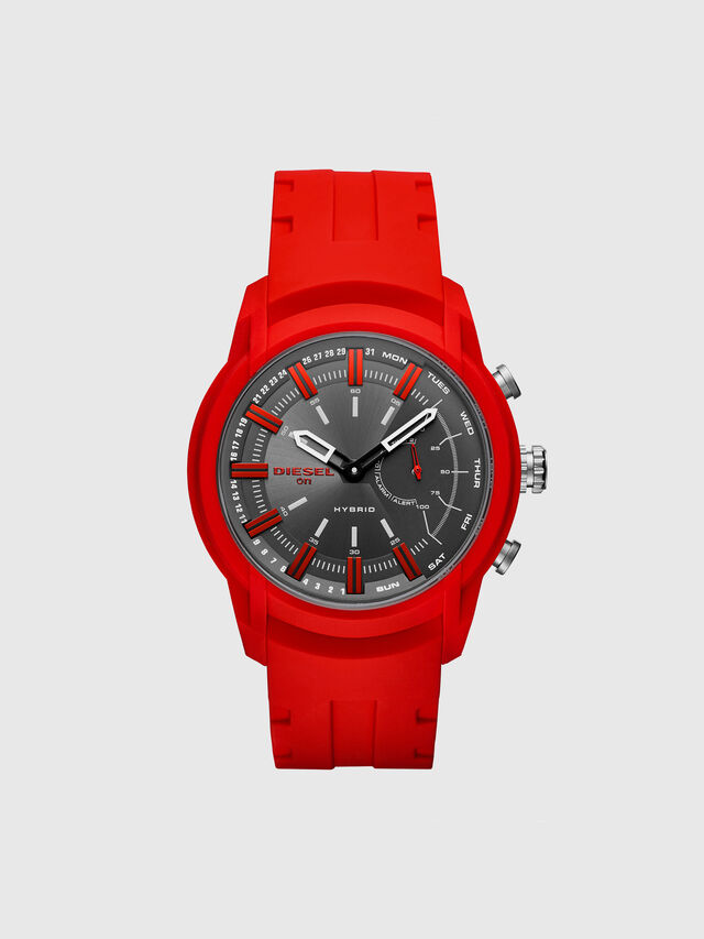 Diesel - DT1016, Rosso - Smartwatches - Image 2