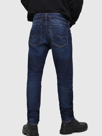 Diesel - D-Bazer 082AY, Blu Scuro - Jeans - Image 2