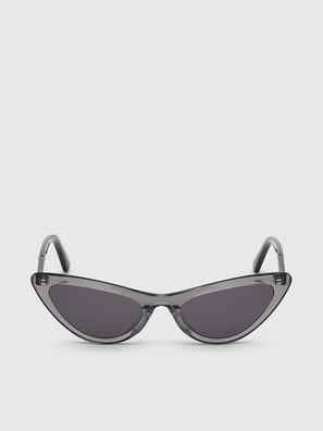 DL0303, Grigio - Occhiali da sole