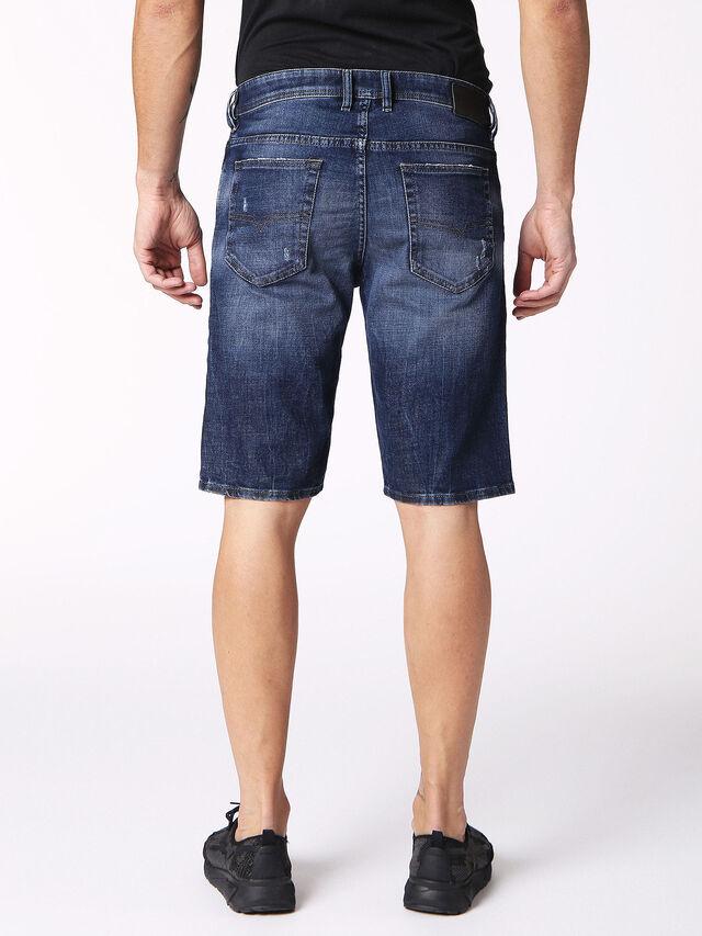 Diesel - THOSHORT, Blu Jeans - Shorts - Image 2