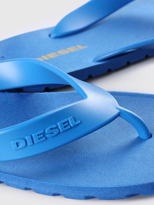 Diesel - SPLISH, Blu Navy - Ciabatte - Image 4
