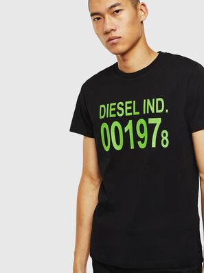 T-DIEGO-001978, Nero - T-Shirts