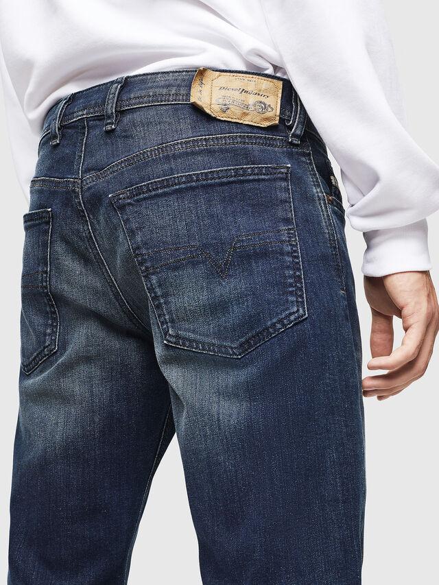 Diesel - Waykee 0814W, Blu Scuro - Jeans - Image 4