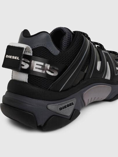 Diesel - S-KIPPER LOW TREK, Nero - Sneakers - Image 7