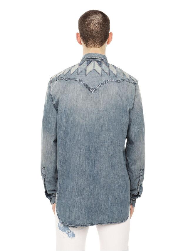 Diesel - SULLYVAN, Blu Jeans - Camicie - Image 2