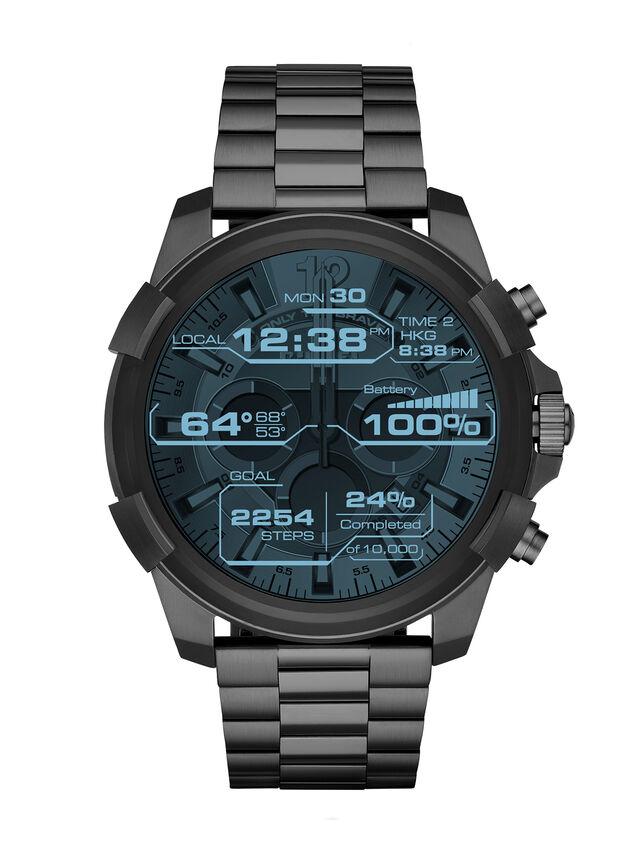 Diesel DT2004, Grigio Metallizzato - Smartwatches - Image 2