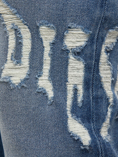 Diesel - D-Strukt 009DW, Blu Chiaro - Jeans - Image 3