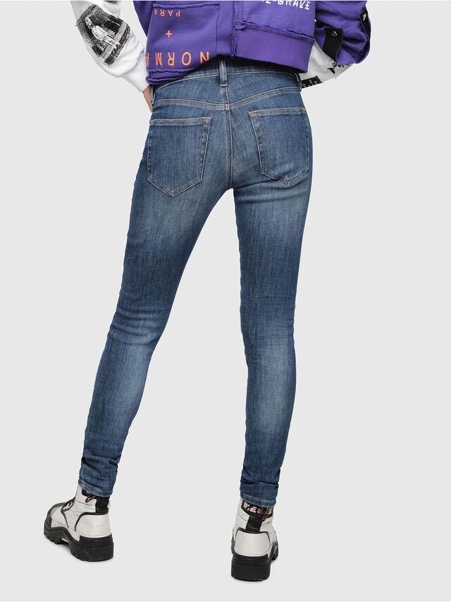 Diesel - Slandy 088AV, Blu medio - Jeans - Image 2
