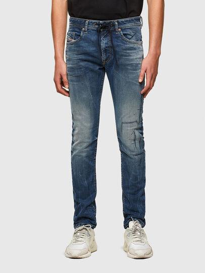 Diesel - Thommer JoggJeans® 069SZ, Blu Scuro - Jeans - Image 1