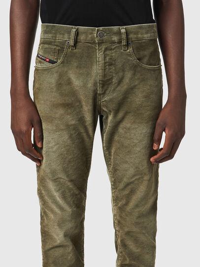 Diesel - D-Strukt 069XQ, Verde Militare - Jeans - Image 3