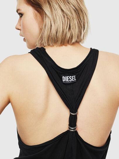 Diesel - T-MULLER, Nero - Tops - Image 3