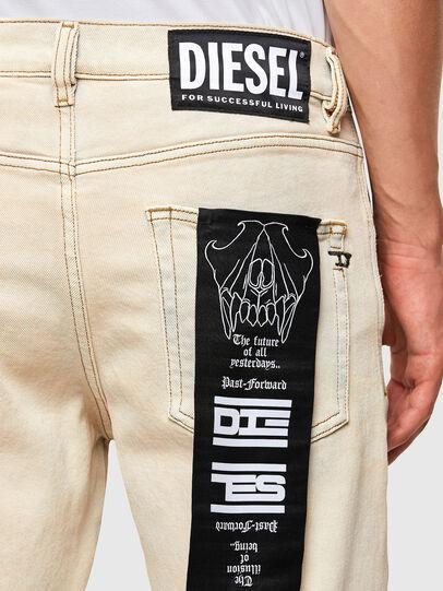 Diesel - D-Strukt 009KV, Bianco - Jeans - Image 4