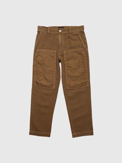 Diesel - PTRENT, Marrone - Pantaloni - Image 1
