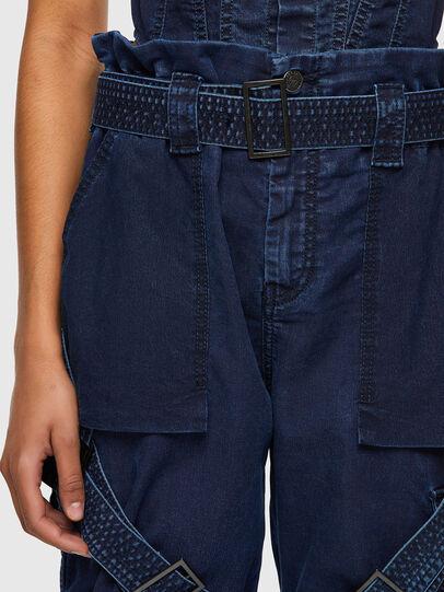 Diesel - D-Fedry JoggJeans® 0CBBZ, Blu Scuro - Jeans - Image 3