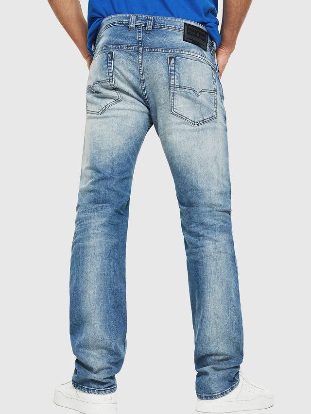 Diesel - Safado C81AP, Blu Chiaro - Jeans - Image 2