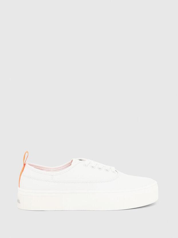 S-VANEELA LOW, Bianco/Arancione - Sneakers