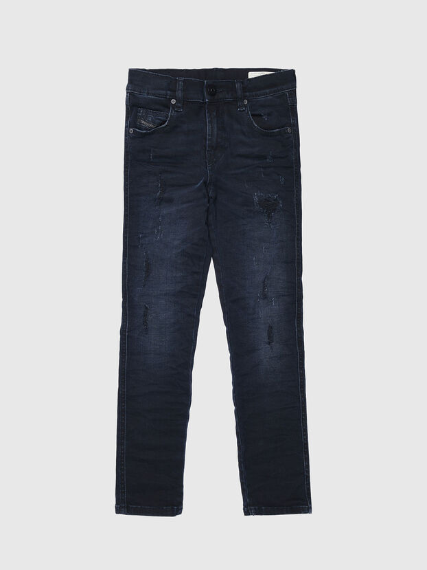 BABHILA-J, Blu Scuro - Jeans