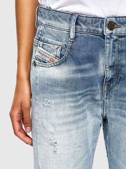 Diesel - Fayza 009TP, Blu medio - Jeans - Image 3