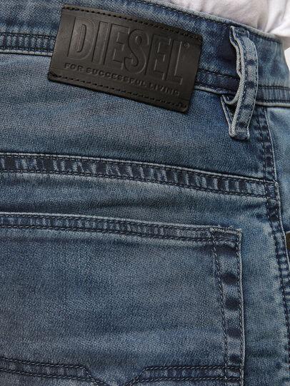Diesel - Thommer JoggJeans 069NZ, Blu medio - Jeans - Image 4