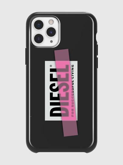 Diesel - DIPH-031-BLKPT, Nero/Rosa - Cover - Image 4