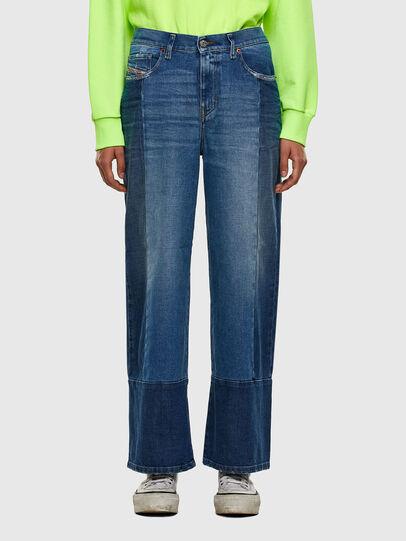 Diesel - Widee 009EU, Blu Chiaro - Jeans - Image 1