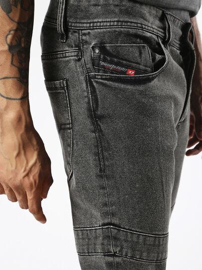Diesel - P-SLEENKER-LOW-PATCH,  - Pantaloni - Image 8