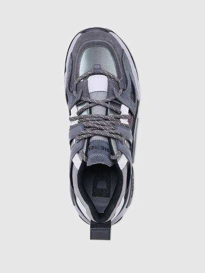 Diesel - S-KIPPER LOW TREK II, Grigio - Sneakers - Image 5