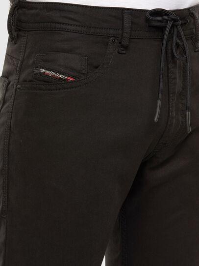 Diesel - Thommer JoggJeans® 069NC, Nero/Grigio scuro - Jeans - Image 4